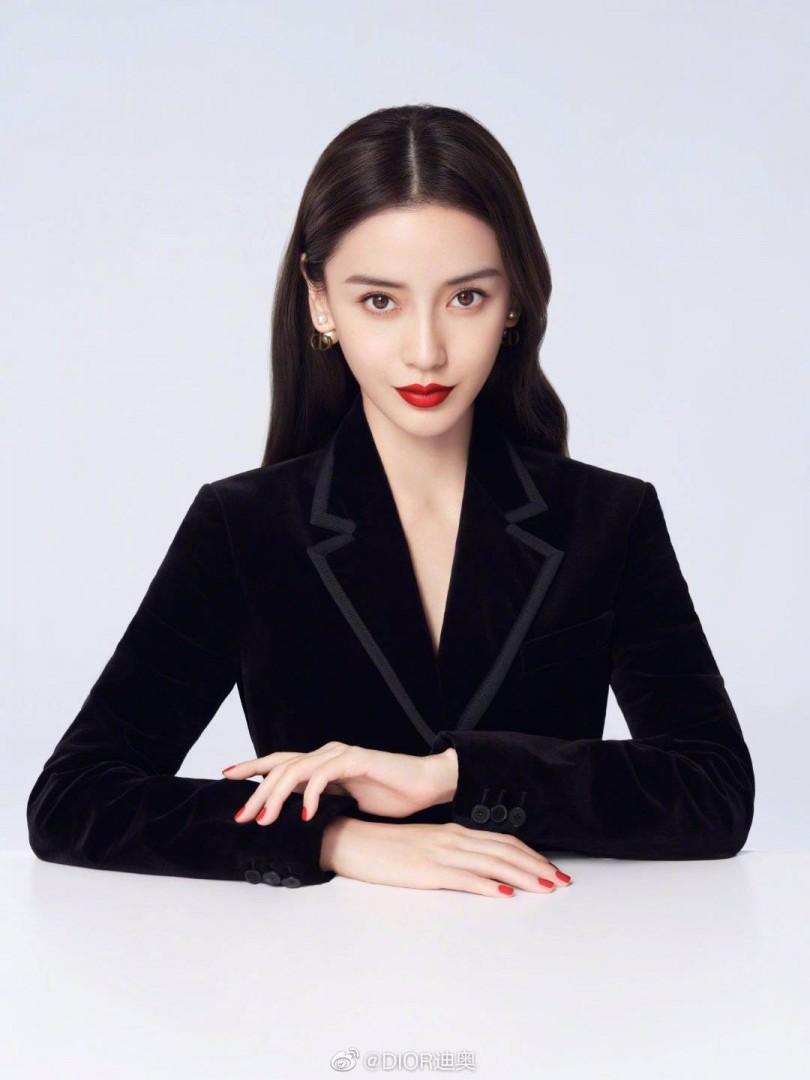 杨颖 x 迪奥彩妆